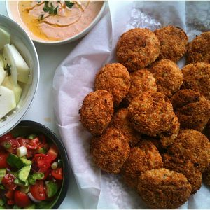 הבלוג של לייזה פאנלים   יומן מטבח קטן של עקרת בית גדולה   קציצות כרובית אפויות אלופיות! 1