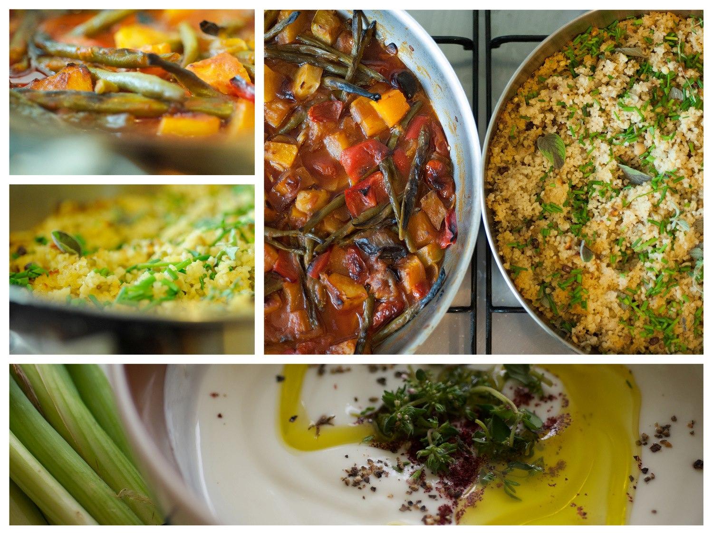 הבלוג של לייזה פאנלים | יומן מטבח קטן של עקרת בית גדולה | מג'דרה בורגול ונבטוטים
