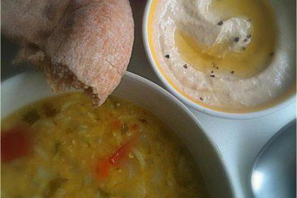 הבלוג של לייזה פאנלים | יומן מטבח קטן של עקרת בית גדולה | מרק עדשים טעים ב-20  דקות