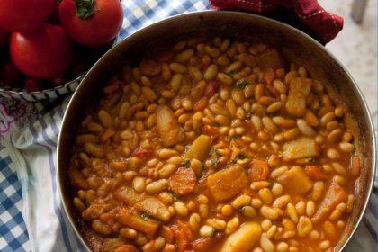 הבלוג של לייזה פאנלים | יומן מטבח קטן של עקרת בית גדולה | שעועית עם אורז 2