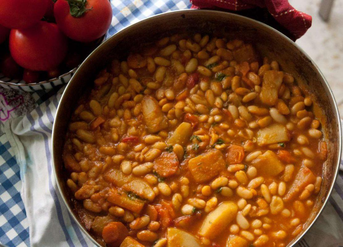 הבלוג של לייזה פאנלים | יומן מטבח קטן של עקרת בית גדולה | שעועית עם אורז 1