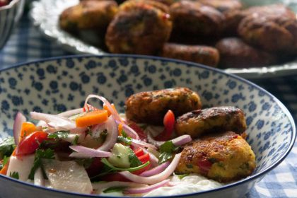 הבלוג של לייזה פאנלים | יומן מטבח קטן של עקרת בית גדולה | קציצות דגים 1