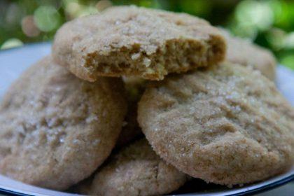 הבלוג של לייזה פאנלים | יומן מטבח קטן של עקרת בית גדולה | עוגיות שקדים 1