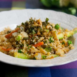 הבלוג של לייזה פאנלים | יומן מטבח קטן של עקרת בית גדולה | אורז מטוגן מ..כרובית 1