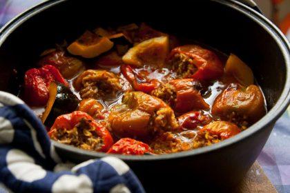הבלוג של לייזה פאנלים | יומן מטבח קטן של עקרת בית גדולה | סיר ממולאים 1