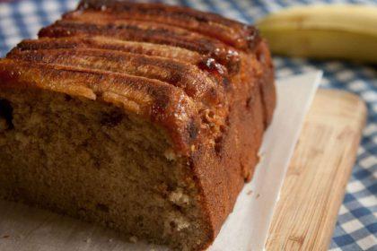 הבלוג של לייזה פאנלים | יומן מטבח קטן של עקרת בית גדולה | עוגת בננות עם חמאת בוטנים 1