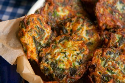 הבלוג של לייזה פאנלים | יומן מטבח קטן של עקרת בית גדולה | לביבות מנגולד 1