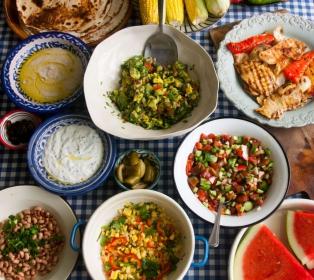 ארוחת טורטיה