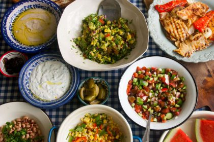 הבלוג של לייזה פאנלים | יומן מטבח קטן של עקרת בית גדולה | ארוחת בראנץ' מקסיקנית 1