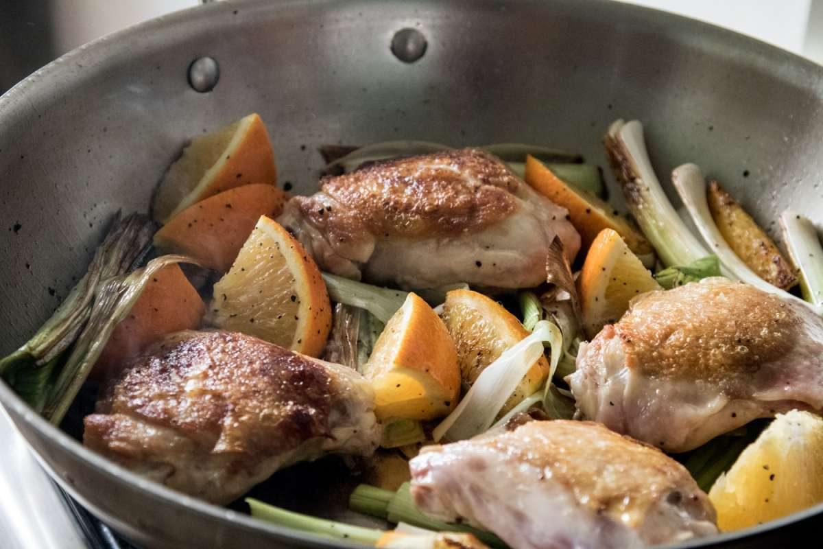 הבלוג של לייזה פאנלים | יומן מטבח קטן של עקרת בית גדולה | עוף בנוסח ישראלי 5