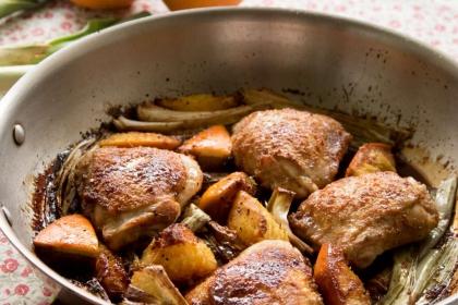 הבלוג של לייזה פאנלים | יומן מטבח קטן של עקרת בית גדולה | עוף בנוסח ישראלי 6