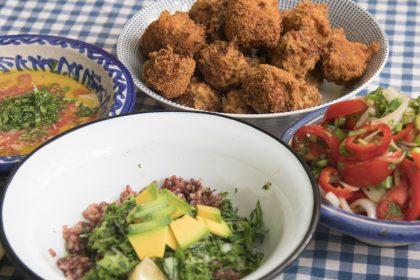 הבלוג של לייזה פאנלים | יומן מטבח קטן של עקרת בית גדולה | נגיסי כרובית 2