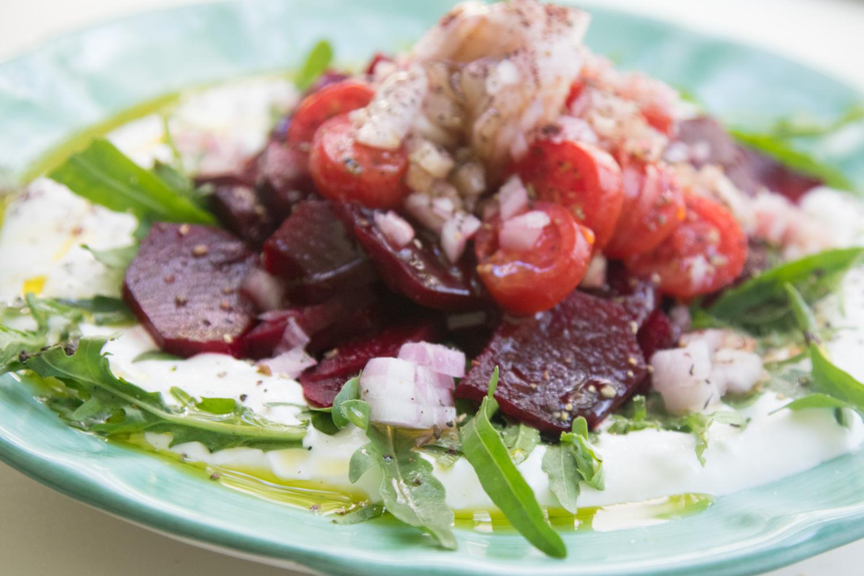הבלוג של לייזה פאנלים | יומן מטבח קטן של עקרת בית גדולה | סלט סלק סוף 1