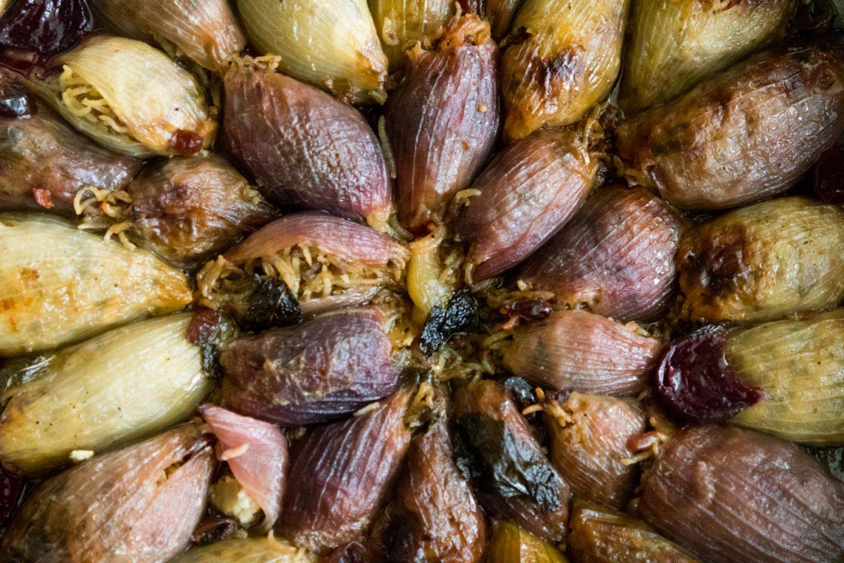 הבלוג של לייזה פאנלים | יומן מטבח קטן של עקרת בית גדולה | סיר ממולאים טבעוני גאוני 6