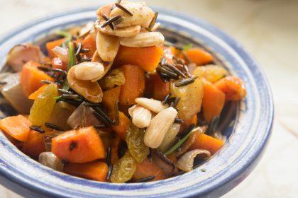 הבלוג של לייזה פאנלים | יומן מטבח קטן של עקרת בית גדולה | סלטים חגיגיים לראש של השנה 15