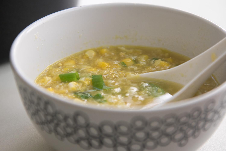 הבלוג של לייזה פאנלים | יומן מטבח קטן של עקרת בית גדולה | מרק תירס 2