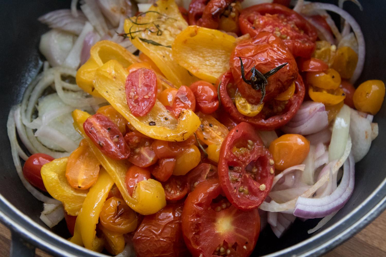 הבלוג של לייזה פאנלים | יומן מטבח קטן של עקרת בית גדולה | מרק עגבניות צלויות 5