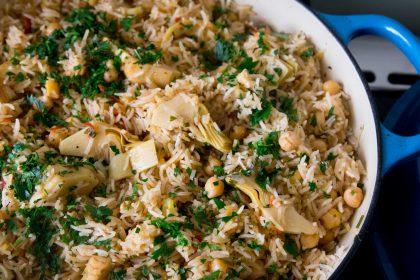 פאייה אורז חגיגה