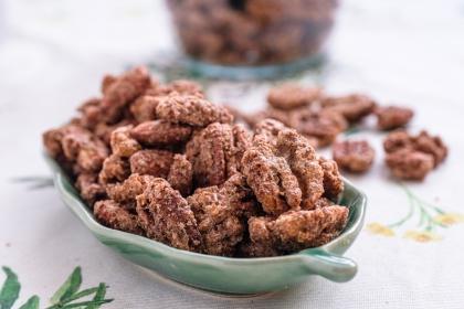 סוכריות אגוזים ב-10 דקות