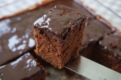 עוגת השוקולד שלי